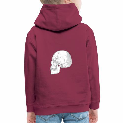 Schädel - Kinder Premium Hoodie