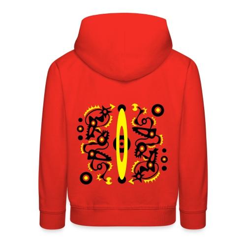 Tribal T-Shirt Design - Kinder Premium Hoodie