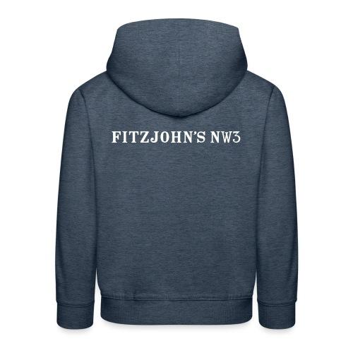 Fitzjohn's NW3 - Kids' Premium Hoodie
