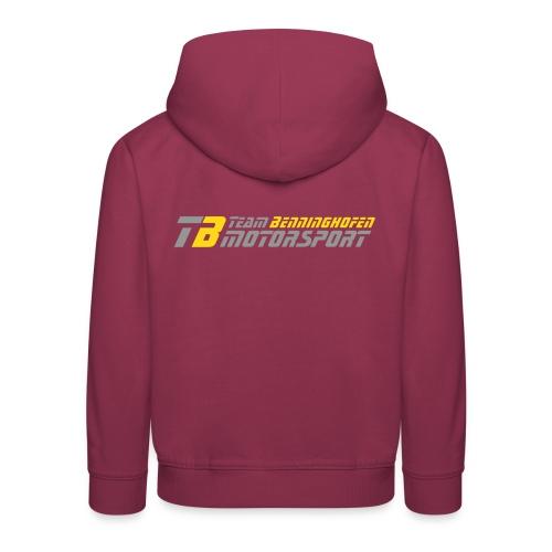 T Shirt 2 Kopie - Kinder Premium Hoodie