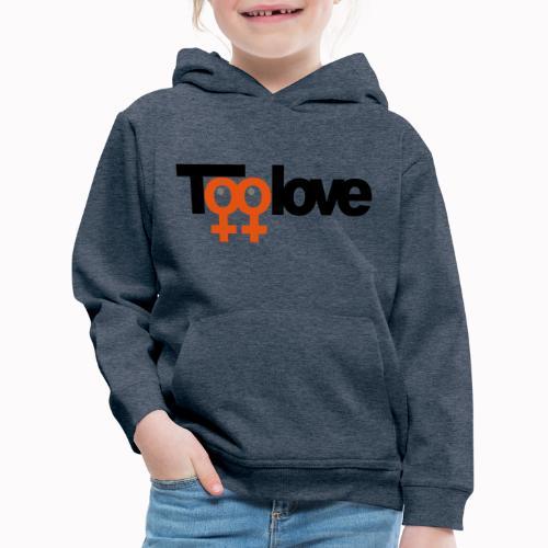 toolove mm - Felpa con cappuccio Premium per bambini