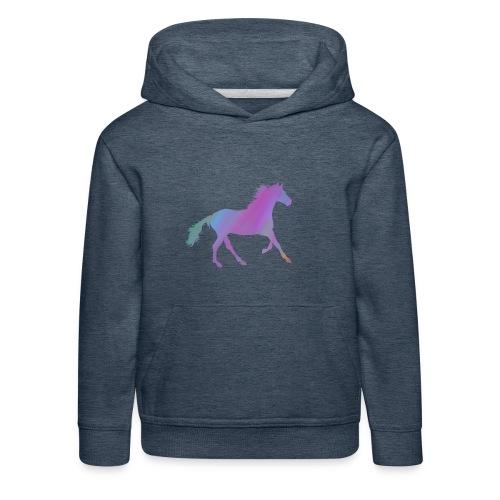 Horse - Kids' Premium Hoodie