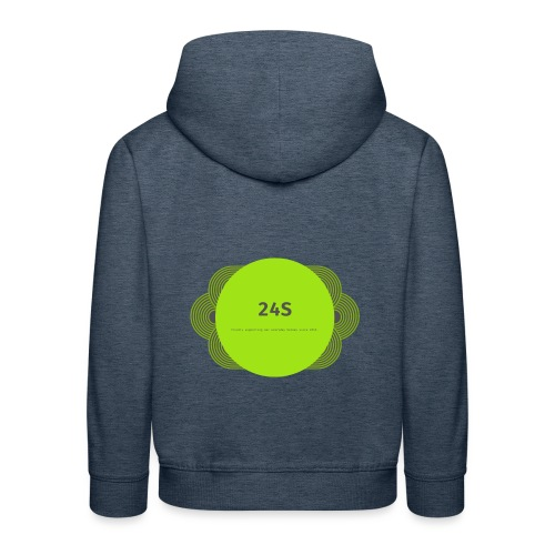 The Official 24S Logo - Kids' Premium Hoodie
