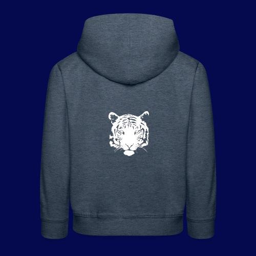 tiger design - Kids' Premium Hoodie
