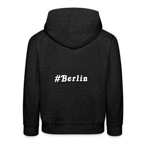 #Berlin - Kinder Premium Hoodie