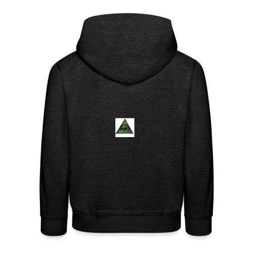 Illuminati - Kinder Premium Hoodie