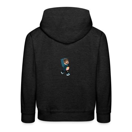 Minecraft designer - Kinder Premium Hoodie