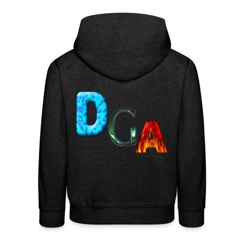 DGA - Pull à capuche Premium Enfant