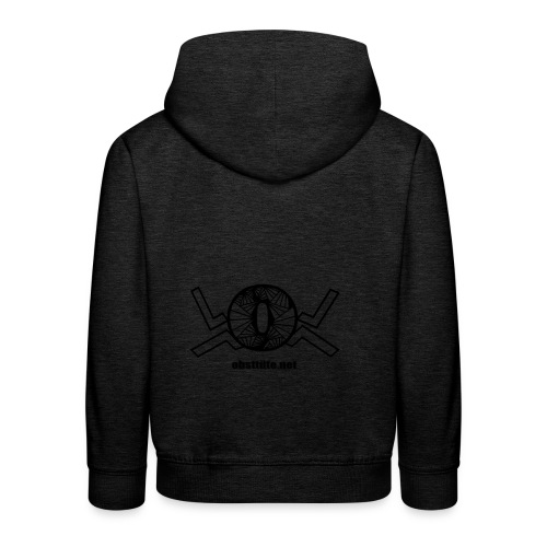 ObstTüten.net Merch - Kinder Premium Hoodie