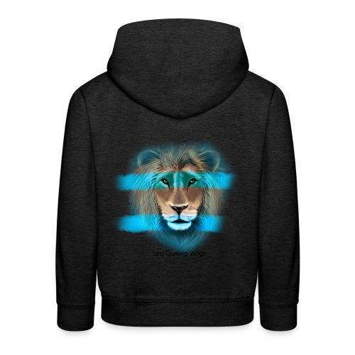 Leo The Lion - Kids' Premium Hoodie