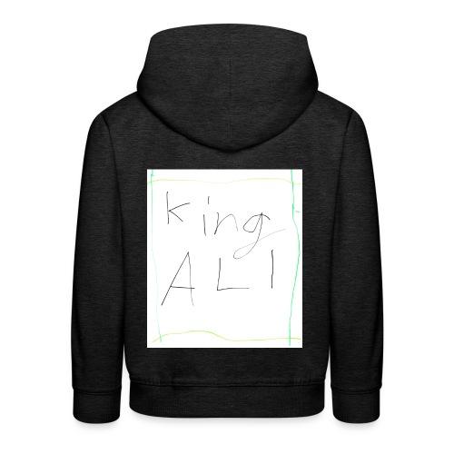 Kingali T-shirt - Kinder Premium Hoodie