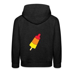 Flierp Rocket Science - Kinderen trui Premium met capuchon