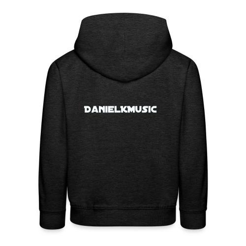 "Inscription ""DanielKMusic"" - Kids' Premium Hoodie"