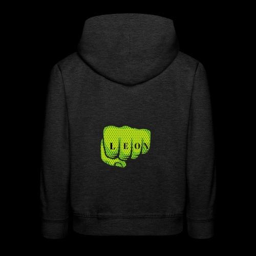 Leon Fist Merchandise - Kids' Premium Hoodie