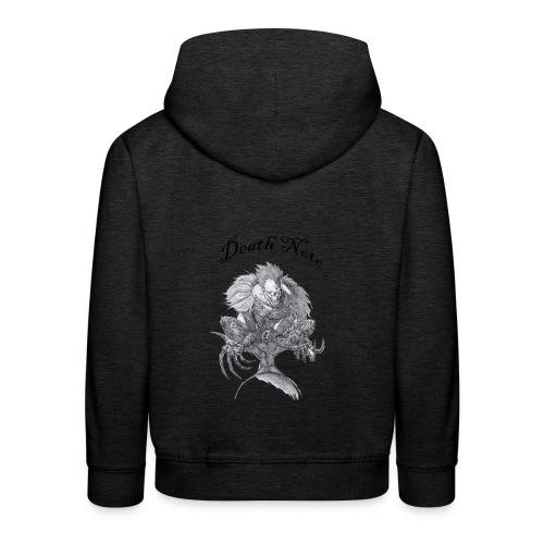 death note t-shirt - Pull à capuche Premium Enfant