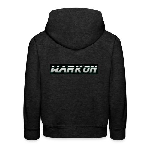 Warkon Logo - Kids' Premium Hoodie