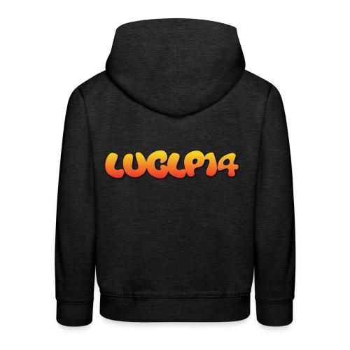 LucLp14 - Kinder Premium Hoodie