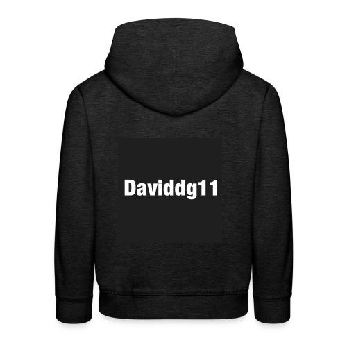 daviddg11 - Kids' Premium Hoodie