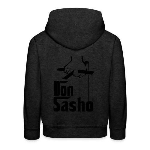 Don Sasho - Pull à capuche Premium Enfant