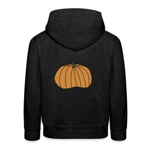 Gresskar Halloween Collection - Premium Barne-hettegenser