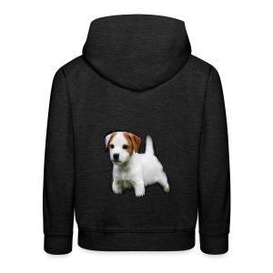 Hunde martch 2 - Kinder Premium Hoodie