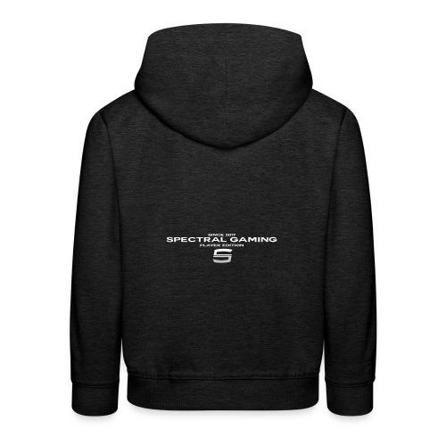 Player Edition sweatshirt (White Logo) - Felpa con cappuccio Premium per bambini