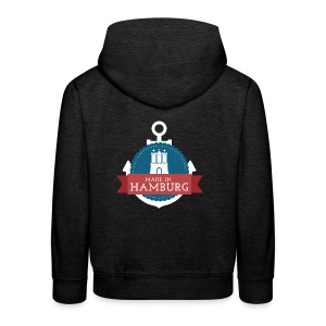 Made in Hamburg - Kinder Premium Hoodie