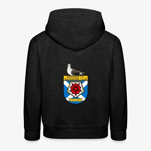 Montrose FC Supporters Club Seagull - Kids' Premium Hoodie