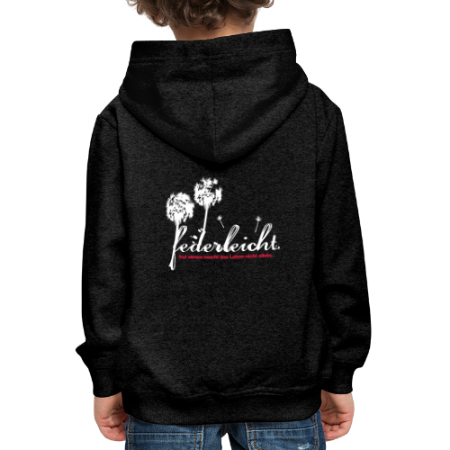 geweihbär Federleicht - Kinder Premium Hoodie