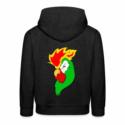 COCKTAIL ON FIRE - Sudadera con capucha premium niño