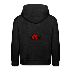 Anarchy ain't on sale(Dismaland unofficial gadget) - Kids' Premium Hoodie