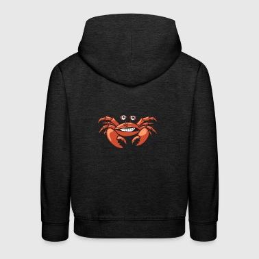 Crab - Kids' Premium Hoodie