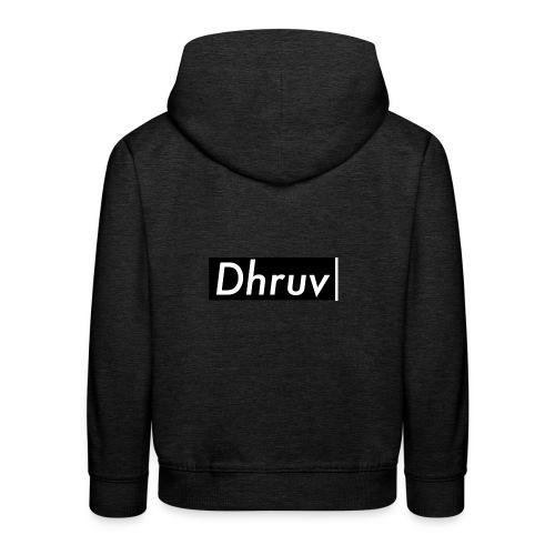 Dhruv - Kids' Premium Hoodie