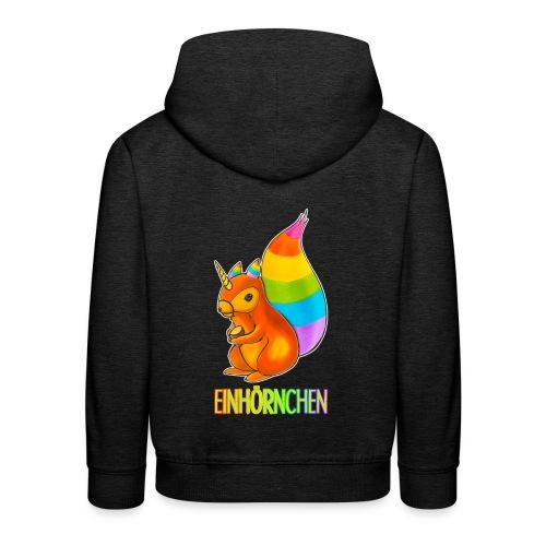 Einhörnchen - Kinder Premium Hoodie