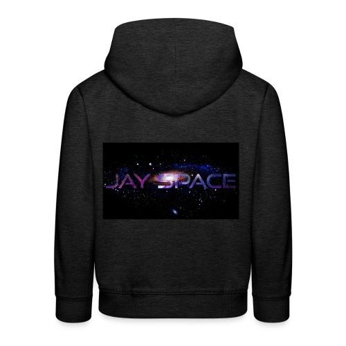 Jay Space - Lasten premium huppari