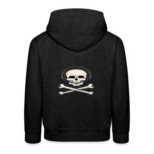Blake The Gamer - Kids' Premium Hoodie