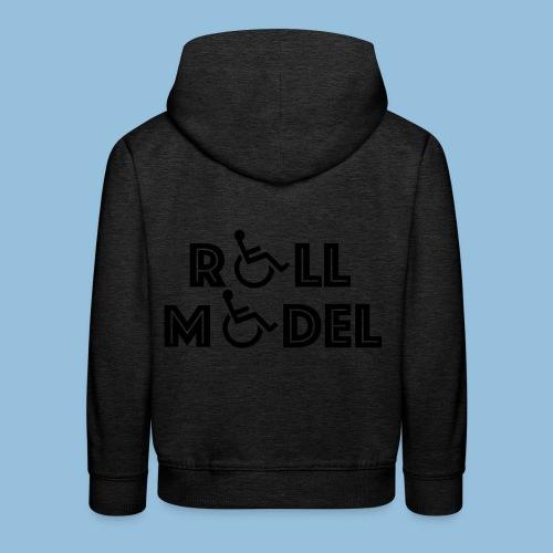 RollModel - Kinderen trui Premium met capuchon