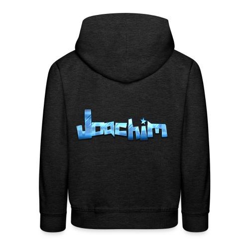 Joachim - Kinderen trui Premium met capuchon