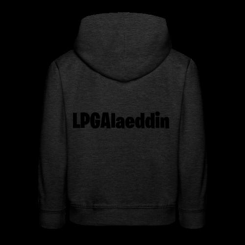 LPGAlaeddin - Kinder Premium Hoodie