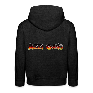 OFFICIAL AZZI GANG CLOTHING - Kids' Premium Hoodie