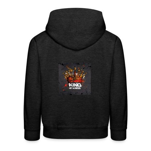 King of kings - Kinder Premium Hoodie