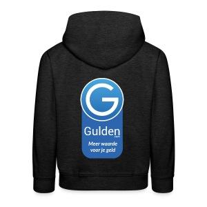 Gulden - Meer waarde voor je geld - Kinderen trui Premium met capuchon