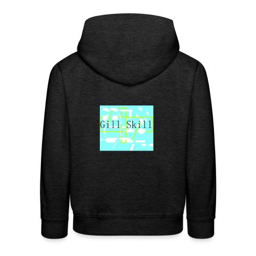 Gill Skill MERCH - Kinder Premium Hoodie