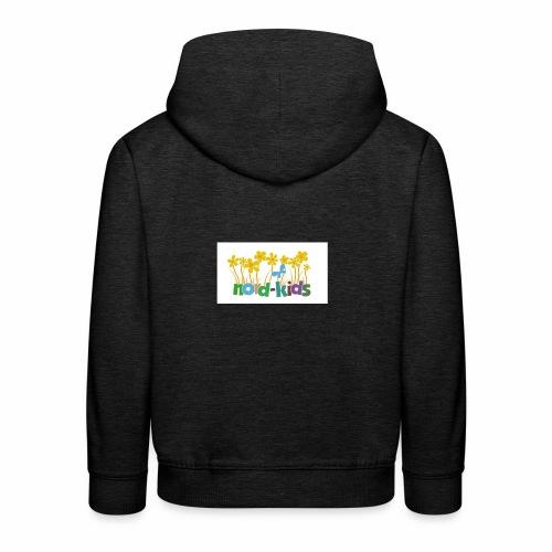 LOGO nord kids - Kinder Premium Hoodie