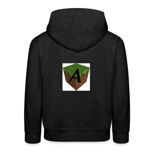 A-Shirt Design - Kinder Premium Hoodie