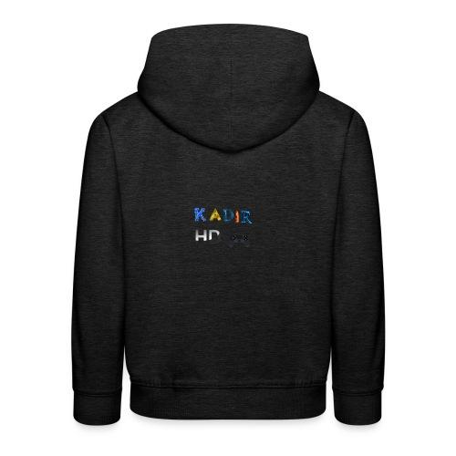 Kadir HD Pullover - Kinder Premium Hoodie