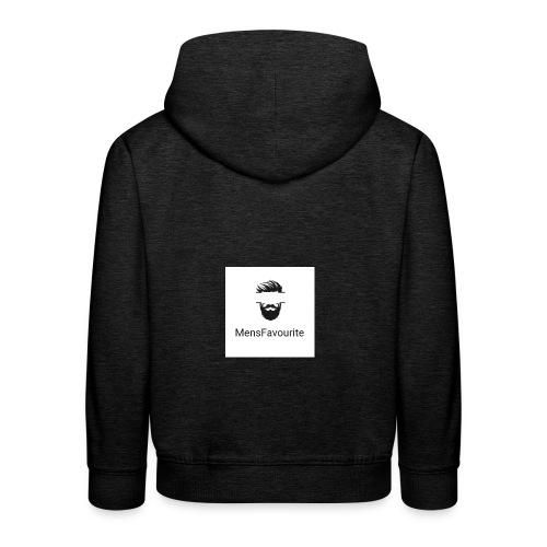 MensFavourite - Kinder Premium Hoodie