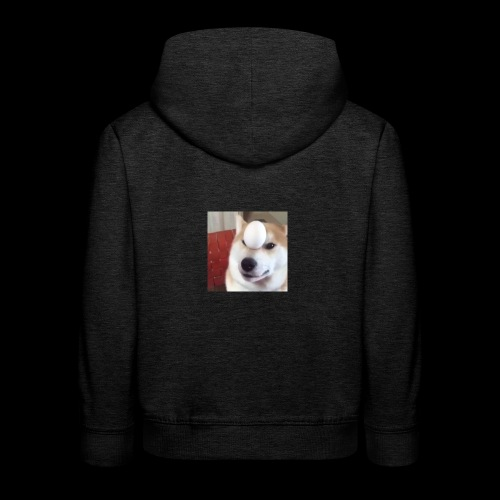 dog - Kids' Premium Hoodie