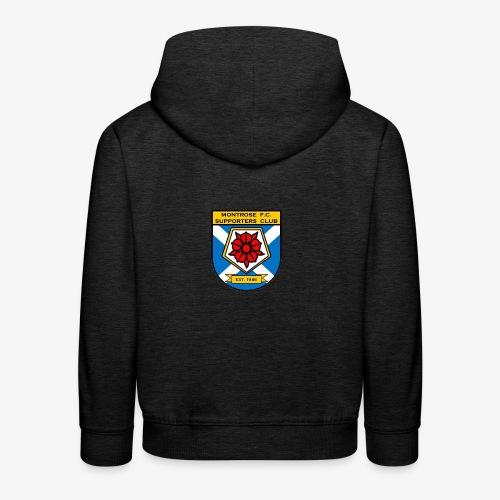 Montrose FC Supporters Club - Kids' Premium Hoodie