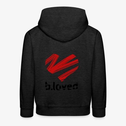 b-loved - Bluza dziecięca z kapturem Premium